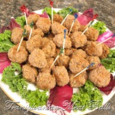 appet-meat balls