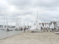 Sailing regatta 7.30.12 boats not yet in the water4