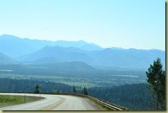 Jackson Hole between Mountains