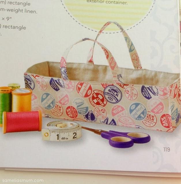 Zakka Handmades Cutlery Bag