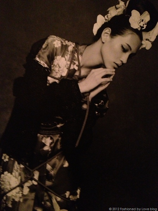 the little black jacket exhibition london geisha girl