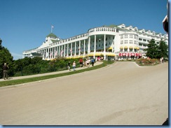3322 Michigan Mackinac Island - Carriage Tours - Grand Hotel