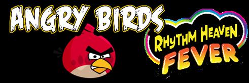 angry birds rhythm heaven nintendo blast