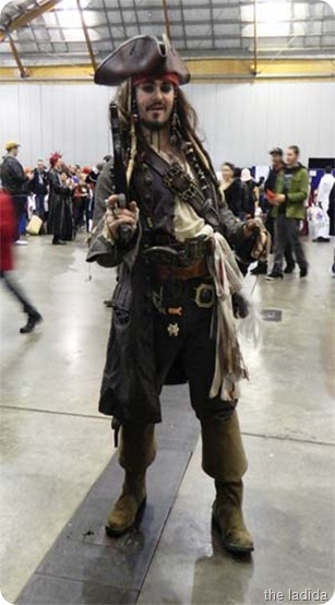 Pirates Jack Sparrow