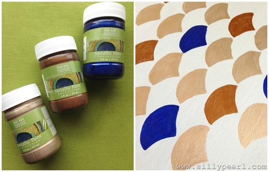 ModernMasters Metallic Paints