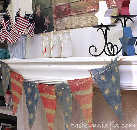 Americana mantle