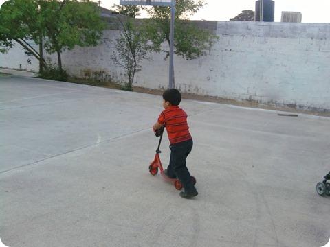 Accion Scooter
