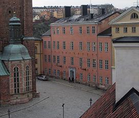 Sparre palace, Stockholm
