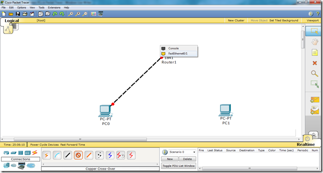 communication between pcs in packet tracer easy learning