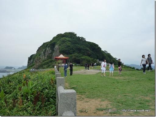 白米甕砲台-草坪