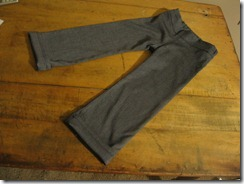 handmade gray dress pants for a preschool boy (7)
