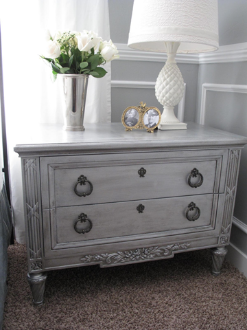 diy metallic furniture. metallic furniture diy tutorial diy e