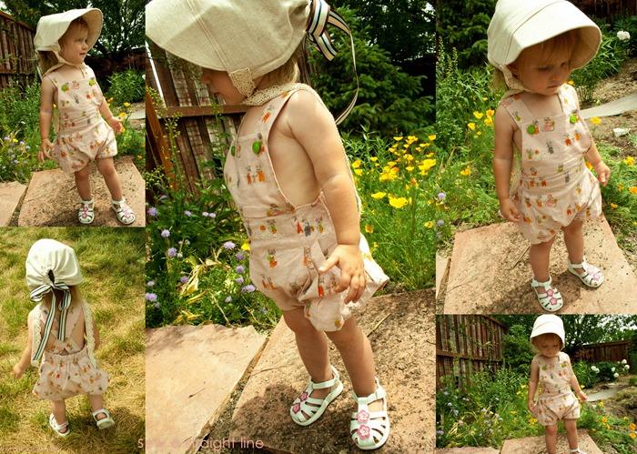 mccalls 1330 vintage sunsuit1 collage