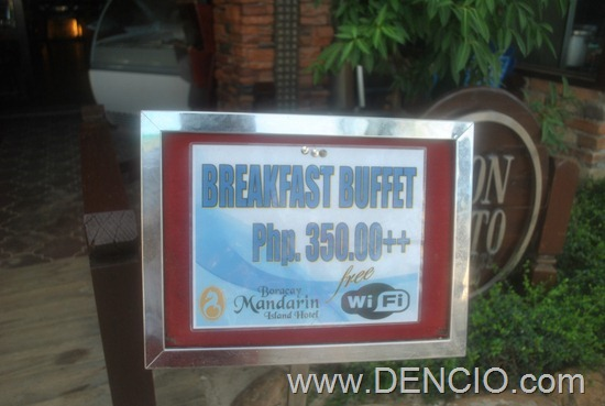 Boracay Mandarin Breakfast Buffet21