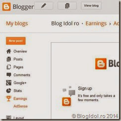 Blogger-Earnings