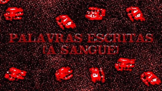 PALAVRAS ESCRITAS 2014 01