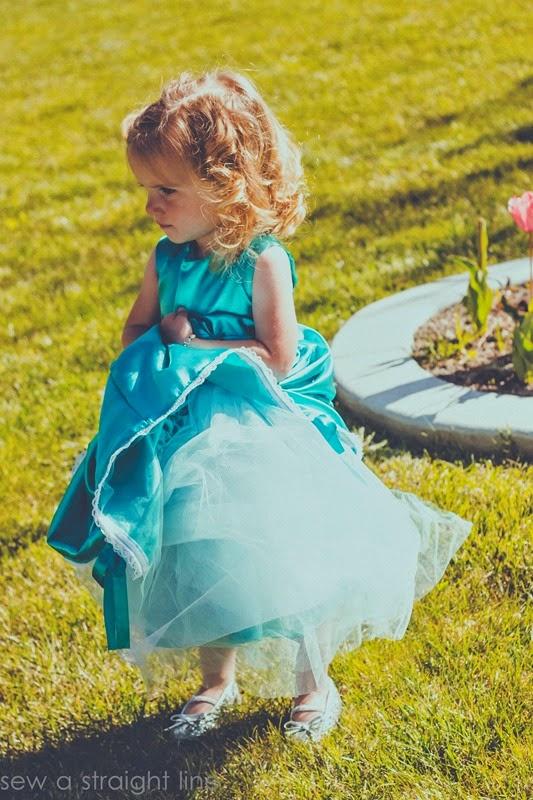 5 & 10 designs princess dress sew a straight line-16