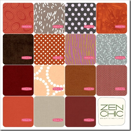fabric choices for the modern quilter