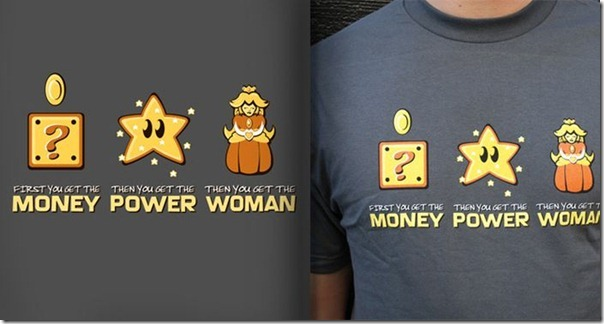 Camiseta para Gamers (2)