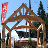 Small Timber Frames