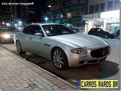 Maserati Quattroporte (1)