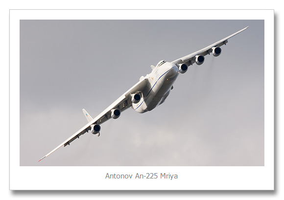 World Biggest Aircraft - The Antonov An225