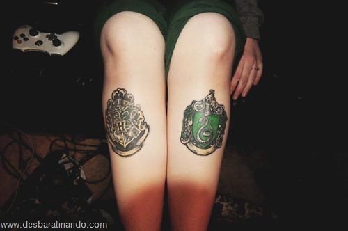 tatuagens harry potter tattoo reliqueas da morte bruxos fan desbaratinando (36)
