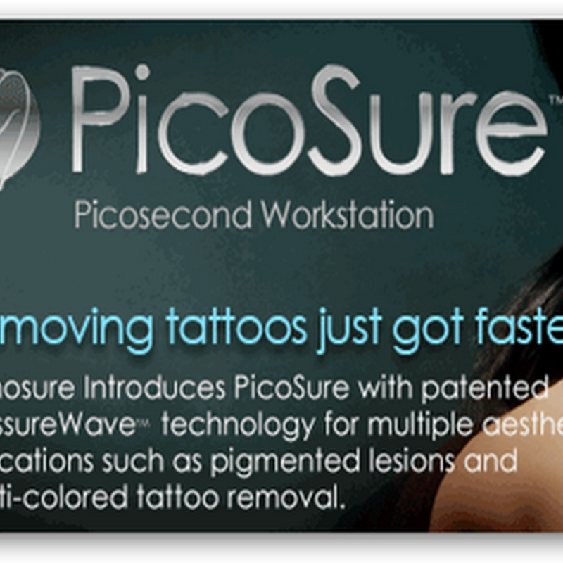 FDA Approves a New Laser System For Removing Tattoos–PicoSure