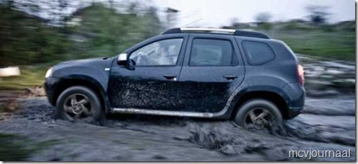 Dacia Duster 4x4 offroad 06