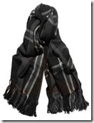 Balmain Wool and Cashmere Scarf