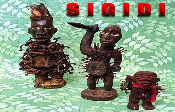 sigidi - xiguidi - chiguidi - ifá - culto - deus do pesadelo - umbanda - candomble - orunmila