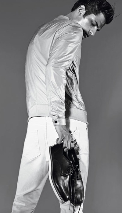 Sean O'Pry @ VNY by Alexei Hay for Hugo Boss S/S 2012