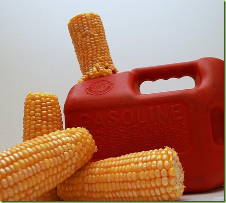 corn-gasoline-ethanol