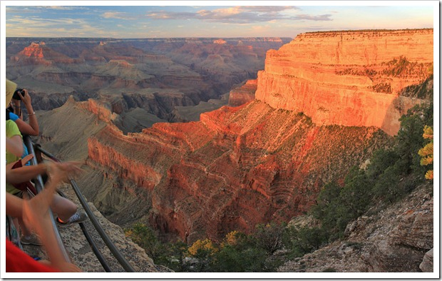 120725_GrandCanyon_MohavePoint_Sunset_Pano1