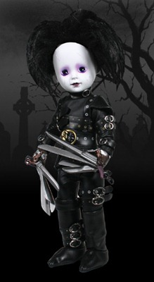 Living Dead Doll Edward Scissorhands