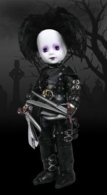 Living Dead Doll Edward Scissorhands