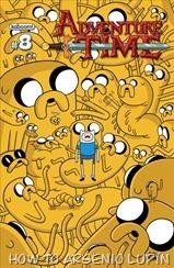 P00009 - Hora de Aventura Comic #8