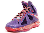 nike lebron 10 gr allstar galaxy 3 03 Release Reminder: Nike LeBron X All Star Limited Edition