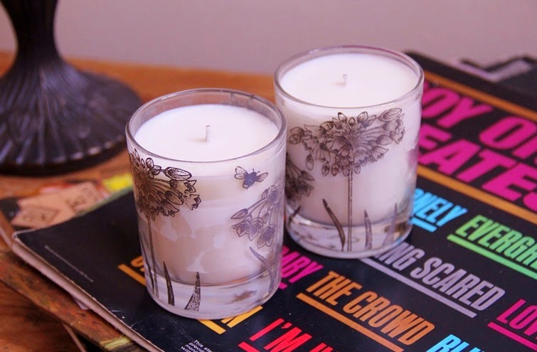 Scented Candles Beefayre Soy Wax