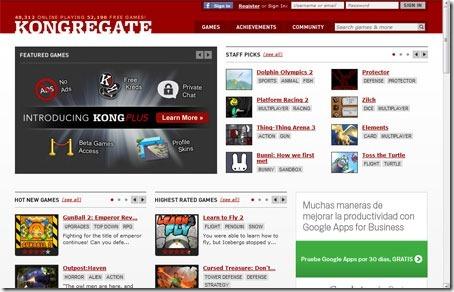 Juegos-sociales-en-Flash-y-online---Kongregate