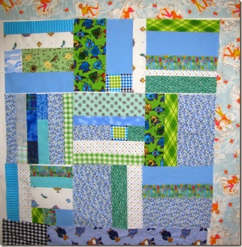 blog flannel pieced blocks