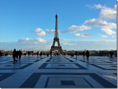 Paris, Le Trocadero