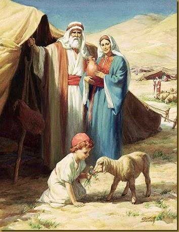 ABRAHAM SARA E ISAAC