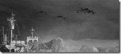 Gamera HD Soviet Bombers Buzz Ship