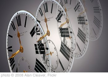 'Time' photo (c) 2008, Alan Cleaver - license: http://creativecommons.org/licenses/by/2.0/