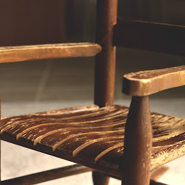 Rocking chair! by David-Ivana Howard - Artistic Objects Furniture