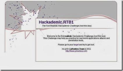 Hackademic-rtb1-startseite