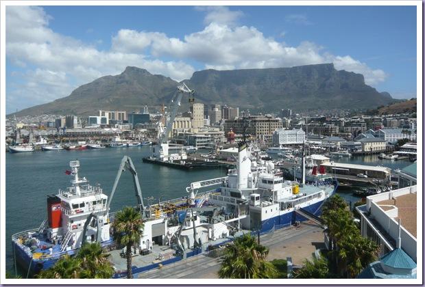 Cape-Town-África-do-Sul-The-Table-Bay-Hotel-Visão-Janela-Table-Mountain