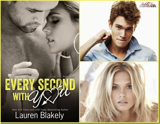 every second with you collage
