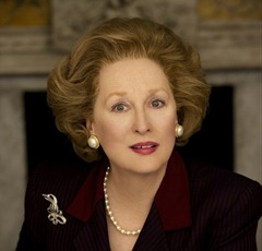 Meryl Streep – Iron Lady